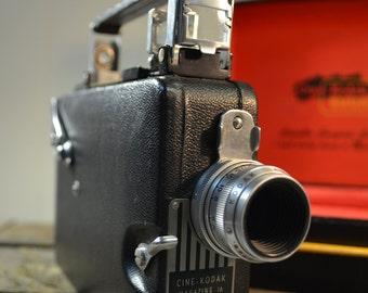 Cine'-Kodak 16mm Movie Camera