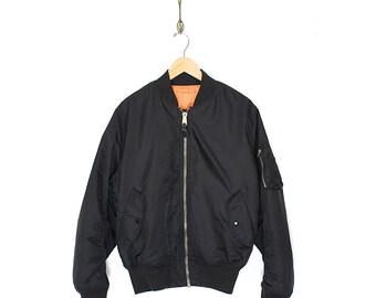 Vintage bomber jacket | Etsy