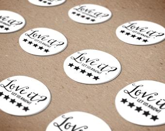 Custom Stickers Etsy - Order custom stickers