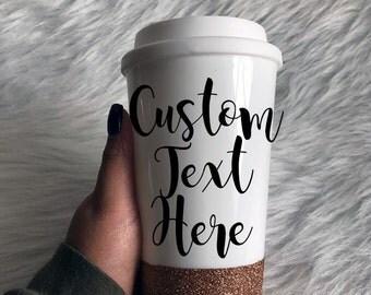 Custom Travel Mug, 16oz Coffee Mug, Design Your Own Travel Mug,Custom Travel Mug, Glitter Coffee Travel Mug ,Glitter Travel Mug, Easter gift