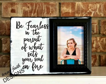 Baby Picture Frames, Graduation Gift, Baby Shower Gift, Quote Picture Frame