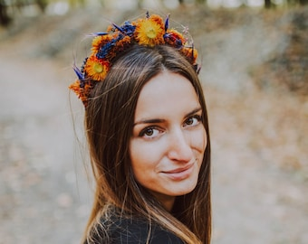 Dried Flower - Headband