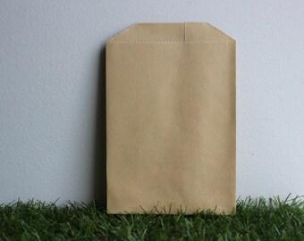 Kraft Paper Mini Bag / Envelopes 12pcs