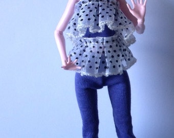 Hand made monster doll clothes