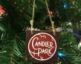 Candler Park Neughborhood Ornament