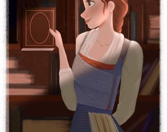 Belle - 2017 Beauty and the Beast