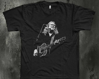 WARREN HAYNES Guitarist Tee / Government Mule / Allman Brothers Band / DEAD / Guitar Soloist t-shirt