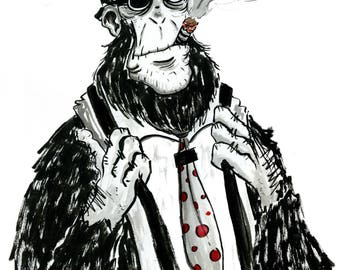 Boss Chimp