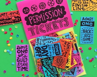 Permission Tickets (Mix 2)
