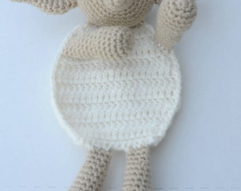 House Elf Lovey, Crocheted