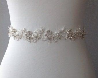 wedding belt, bridal sash belt, bridal sash, wedding accessories, pearl belt, bridal accessories, rhinestone belt