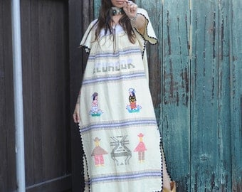 Vintage Country Western Dress