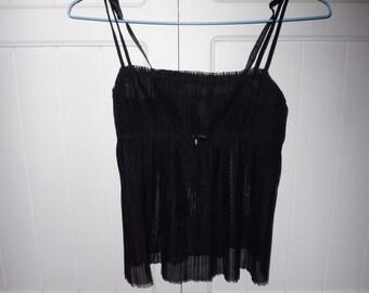 VASSARETTE Camisole top size M (36 FR) - 1980s