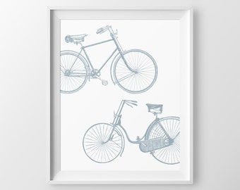 Gift For Cyclist Bicycle Wall Art Bicycle Print Teen Wall Decor Bicycle Print Bike Art Bicycle Decor Bicycle Art Bicycle Wall Decor
