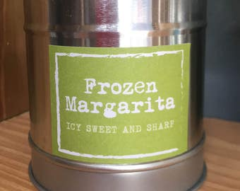 Frozen Margarita Candle Tin