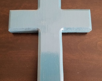 Small painted cross