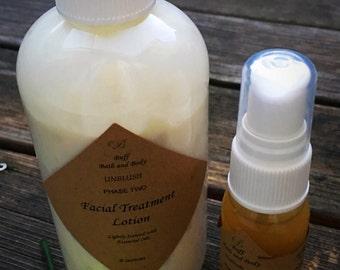Unblush Facial Lotion and Spray Set