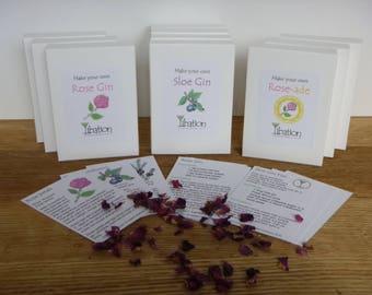 GinCraft Wedding Favour Pack (x10/20/50)