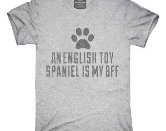 Cute English Toy Spaniel Dog Breed T-Shirt, Hoodie, Tank Top, Gifts