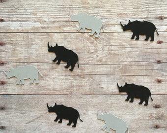 Rhino Confetti