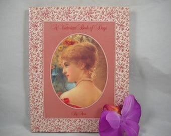 Avon Calendar Book 1983 Collectible/Victorian Illustrations/Mother's Day Gift