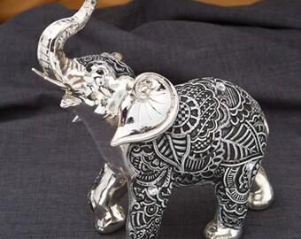 Elephant statue Etsy