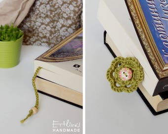 Bookmark. Reading accessory. Book lover gift.