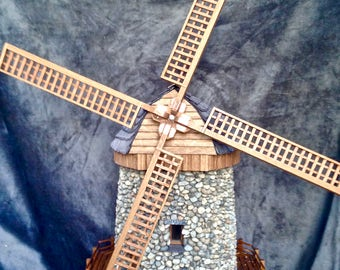 Enchanted Cottages  ~   The Windmill