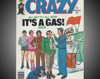 Crazy Magazine No 56 Nov 1979