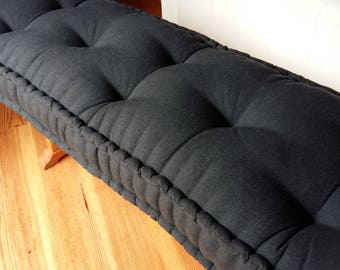 List of Synonyms and Antonyms of the Word: indoor bench cushions