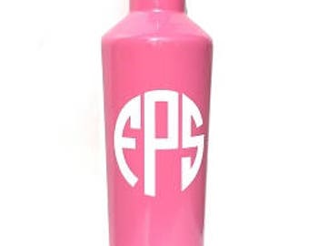 16 oz Corkcicle Canteens with monogram