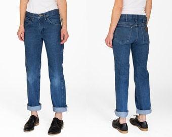 Size 29 Wrangler Jeans, Vintage Worn in Wranglers, Waist size 29 Vintage Jeans, 29x30 Vintage Jeans, Wranglers Size 29, Wranglers 29