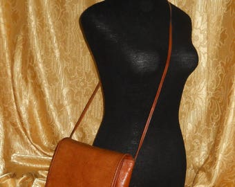 Genuine vintage Braccialini bag - genuine leather