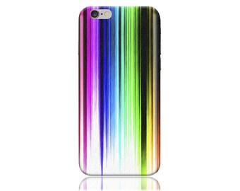 Moto E Case (1st gen) #Smeared Watercolors Cool Design Hard Phone Case