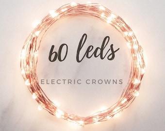 Wedding Lights, Copper Wire Fairy Lights Lighting, Rustic Wedding, Led String Lights, Fall Wedding, Bar Decor, Country Wedding Barn Wedding