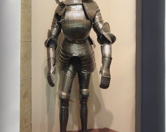 Canvas 24x36; German Knight Maximilian Field Armor, Circa 1525-1530