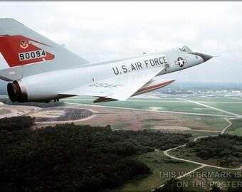 16x24 Poster; F-106 Delta Dart  P2