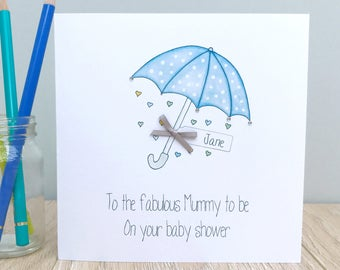 Baby shower card | Etsy
