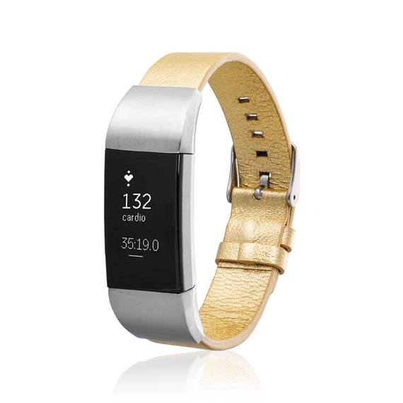 Charge 2 Jewelry - Bracelet  GLEN - Gold/Silver - for Fitbit Charge 2