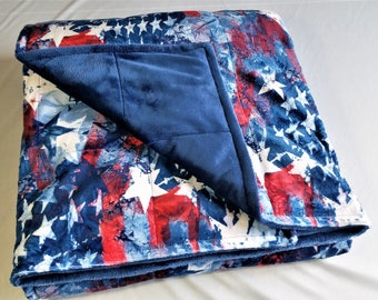 adult weighted blanket - weghted blanket - minky weighted blanket - weighted blanket queen - teen blanket - sensory blanket - ptsd - USA