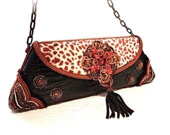 Vintage Mary Frances Handbag Shoulder Bags Accessories VH-151
