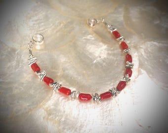 silver bracelet Karen Hill Tribe  925 sterling