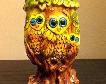 Free Shipping!  Owl Bank