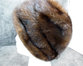 Vintage Mink Hat - Mr Ds