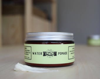 All-Natural Water Based Hair Pomade