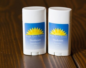 All Natural Deodorant Stick
