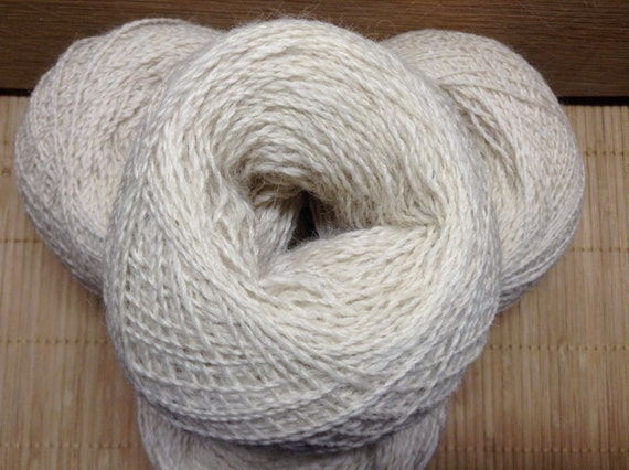 ELIJAH Gotland/TeeswaterX alpaca blend yarn 100g balls 2 ply