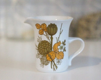 1970s Midwinter milk jug