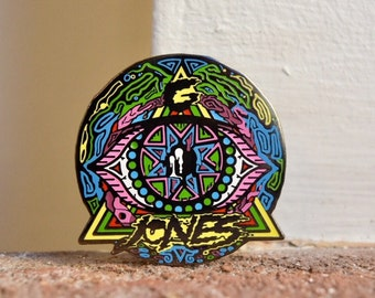 GJones Hat Pin v2 (Free Shipping)