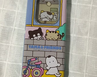Vintage 1986 Tama & Friends Pencil Case made in Japan